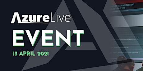 AzureLive 2021 tickets