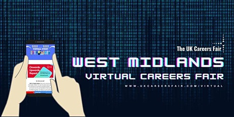 West Midlands Virtual Careers Fair tickets