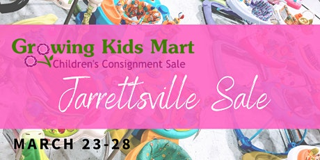 Pop-Up Kids Consignment Sale - Spring 2021 Jarrettsville tickets