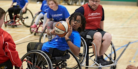 Engaging Wheelchair Participants in Sport - Thursday 6 May 2021 tickets