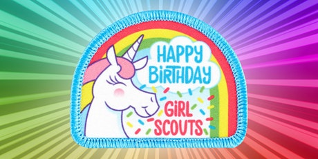 Happy Birthday Girl Scouts Party tickets
