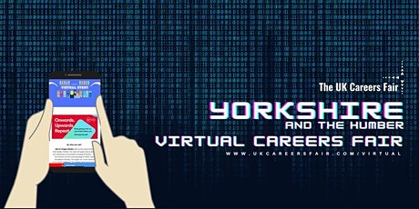 Yorkshire and the Humber Virtual Careers Fair tickets