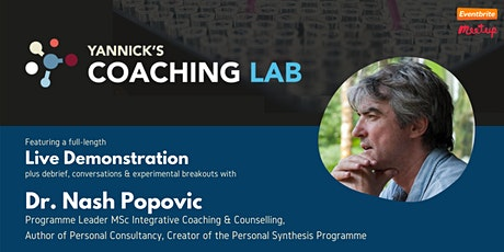 Yannick's Coaching Lab (demo, discussion & practice) with Dr. Nash Popovic tickets