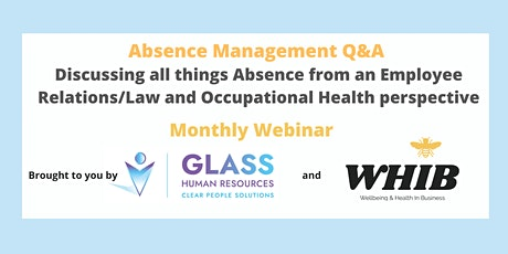 Occupational Health and Absence Management ER/EL Question and Answers tickets
