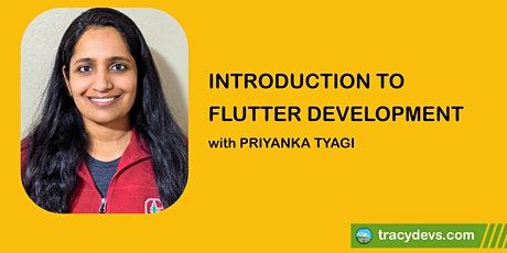 Introduction to Flutter Development tickets