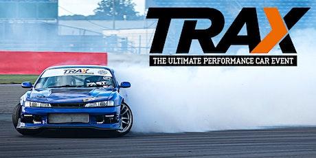 TRAX Silverstone tickets