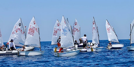 Learn to Sail Course Summer Week 3 2021 Stages 1 and 2 tickets