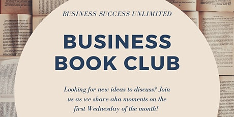 BSU's Business Book Club February 2021 tickets