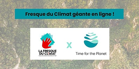 Animer un atelier avec Time for the Planet (Réservé aux anims !) billets