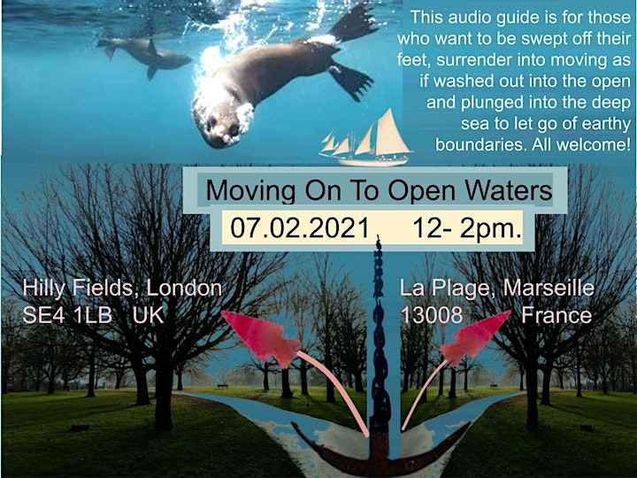 Moving On To Open Waters further afield 07.02. image