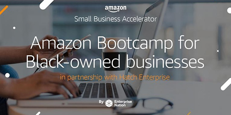 Amazon bootcamp for Black-owned businesses