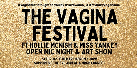 The Vagina Festival tickets