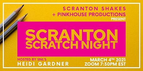Scranton Scratch Night tickets