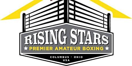 Rising Stars Boxing 103 Live Stream tickets