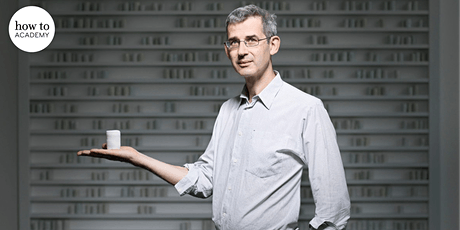 An Evening With Edmund de Waal: Letters to Camondo tickets