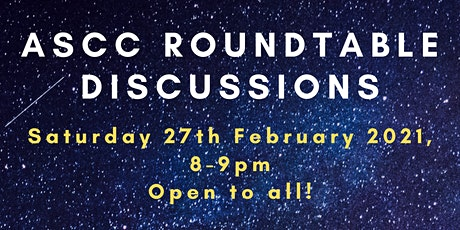 ASCC Roundtable Discussions: In the Mind of Plants tickets