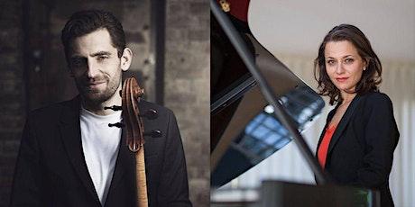 Arthur Hornig, cello X Julia Okruashvili, piano tickets