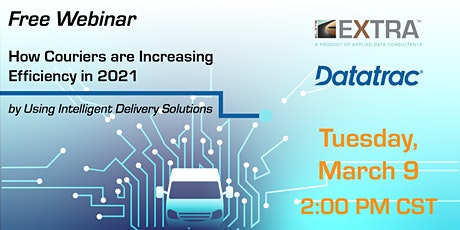 How Couriers are Increasing Efficiency in 2021 by Using Intelligent Deliver tickets