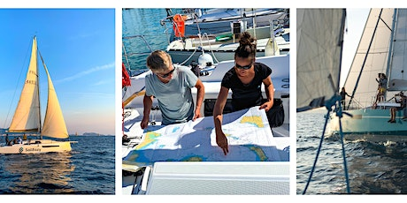 Week-end Rallye Voile SailEazy #1 - Marseille billets