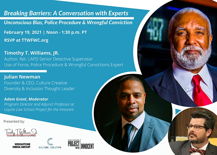 Breaking Barriers: A Conversation with Experts image