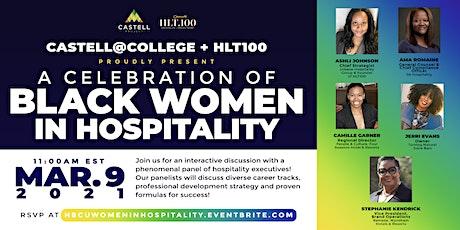 a Celebration of Black Women in Hospitality tickets