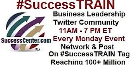 #SuccessTRAIN Business Community Networking Meeting biglietti