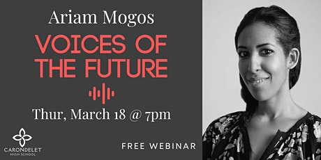 Ariam Mogos: Voices of the Future (Webinar) tickets