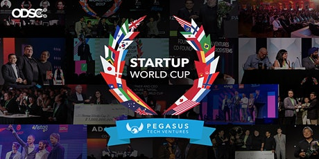 Startup World Cup at ODSC East 2021 tickets