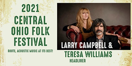Central Ohio Folk Festival 2021 - A Virtual Event billets
