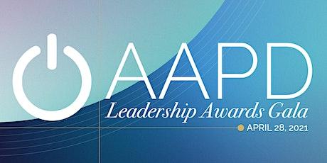 2021 Leadership Awards Gala entradas