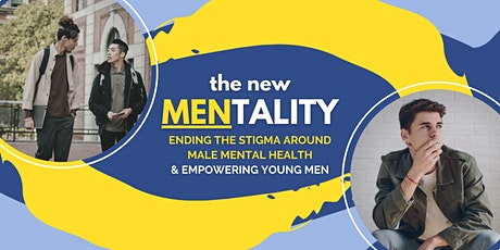 A New MENtality: A Conference on Men's Mental Health tickets