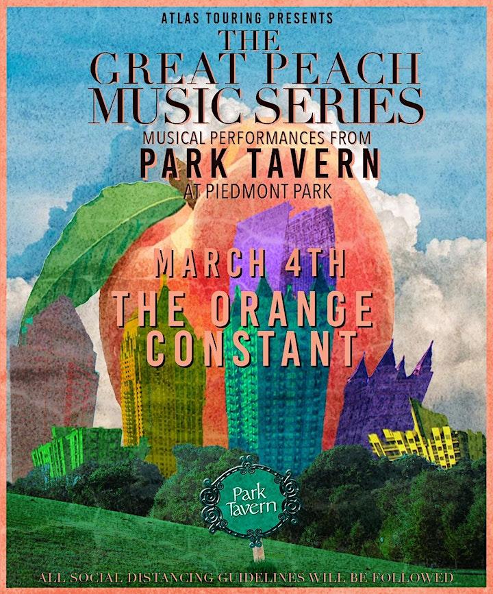 The Orange Constant @ Park Tavern image