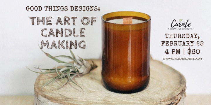 The Art of Candle-Making image