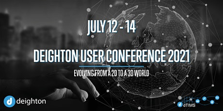 Deighton User Conference 2021 tickets