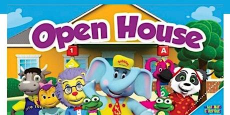 Winter Open House tickets