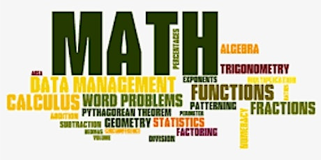 Mathematics - Online refresher course for Parents and Guardians tickets