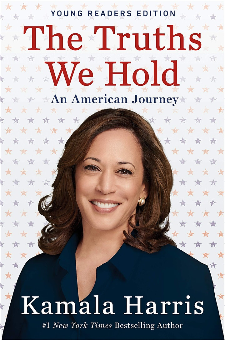 """The Truths We Hold: An American Journey"""" by Kamala Harris image"""