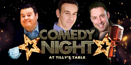 Barn Comedy at Tilly's Table! tickets