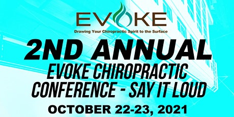 Evoke 2nd Annual Conference tickets