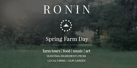 Spring Farm Day tickets