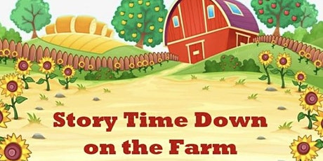 Copy of Copy of Story Time on the Farm tickets