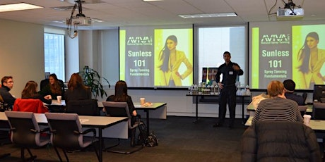 Orlando Spray Tan Certification Training Class - Hands-On - April 18th! tickets