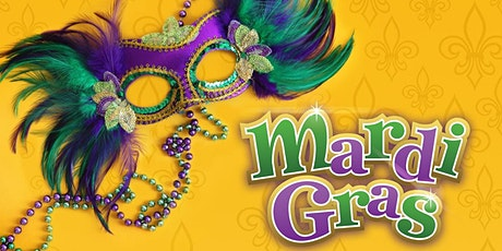 Mardi Gras In April tickets