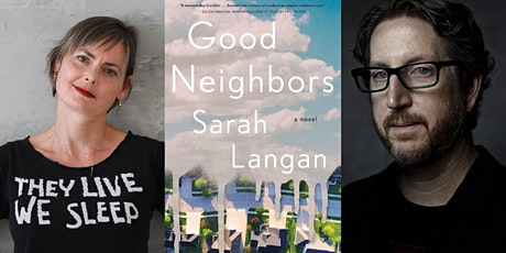 Special Book Club and Author Chat with Sarah Langan and Paul Tremblay tickets