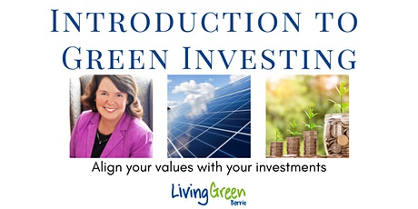 Green Investing tickets