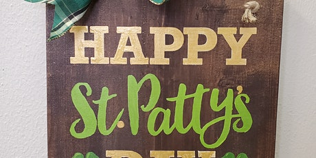 St. Patrick's Day Boards! tickets