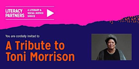 A Tribute to Toni Morrison: Song of Solomon Marathon Reading (encore) tickets