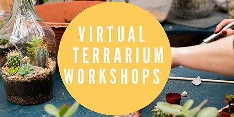 Virtual Terrarium Workshop - Private Party tickets