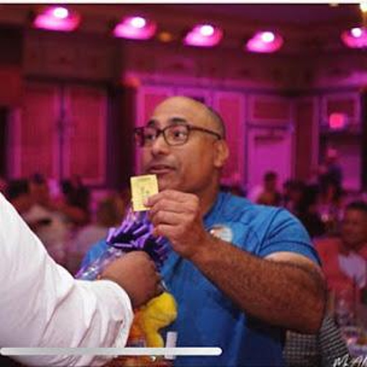 Alex Sebahie Never Back Down Tricky Tray Fun Night Fundraiser image