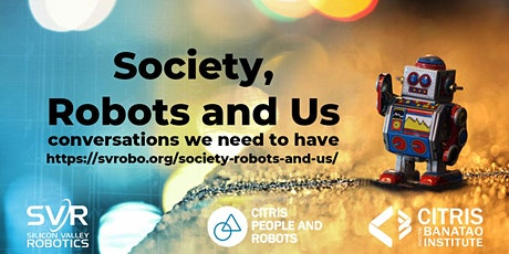 Society, Robots and Us: Robots and People with Disabilities tickets